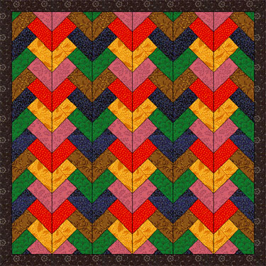 Quilt Braid French Pattern My Quilt Pattern