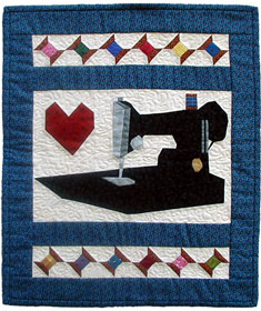 FOLDED QUILT PATTERN - FREE PATTERNS